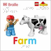 LEGO DUPLO: FARM (Braille With Text) [board Book]
