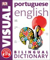 DK Portuguese-English Visual Bilingual Dictionary