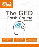 The GED Crash Course