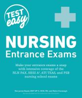 Nursing Entrance Exams