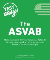 The ASVAB