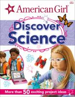 American Girl Discover Science