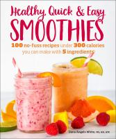 Image: Healthy, Quick & Easy Smoothies