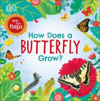 How Does A Butterfly Grow?