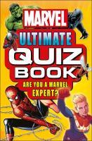 Marvel Ultimate Quiz Book