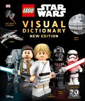 Lego Star Wars Visual Dictionary: New Edition (Library Edition) *