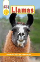 DK Readers Level 2: Llamas