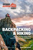 Backpacking & hiking