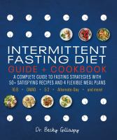 Intermittent Fasting Diet Guide + Cookbook