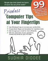 Priceless Computer Tips at your Fingertips