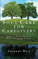 Soul Care for Caregivers