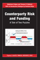 Counterparty Risk and Funding