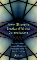 Power Efficiency in Broadband Wireless Communications