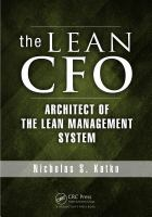 The Lean CFO