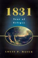 1831, Year of Eclipse