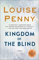 Kingdom of the Blind--a Chief Inspector Gamache Novel