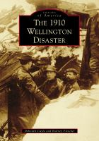 The 1910 Wellington Disaster