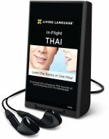In-flight Thai