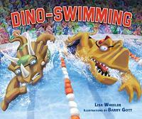 Dino-swimming