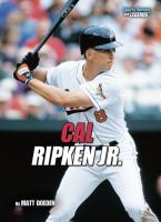 Cal Ripken, Jr