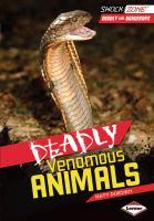 Deadly Venomous Animals