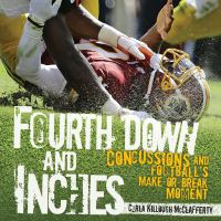 Fourth Down and Inches by Carla McClafferty