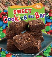 Sweet Cookies and Bars