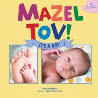 Mazel Tov! It's A Boy