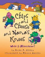 Chips and Cheese and Nana's Knees