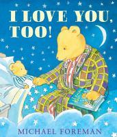 I Love You, Too!