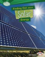 Finding Out About Solar Energy