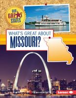 What's Great About Missouri?