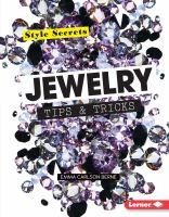 Jewelry Tips & Tricks