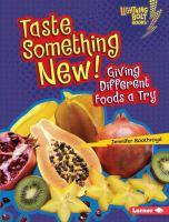 Taste Something New