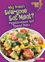 Why Doesn't Everyone Eat Meat?