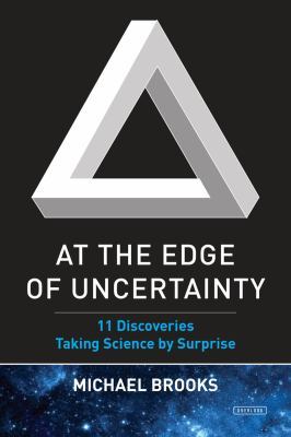 Cover image for At the Edge of Uncertainty