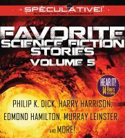 Favorite Science Fiction Stories