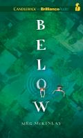 Below, by Megan McKinlay