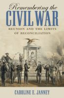 Remembering the Civil War