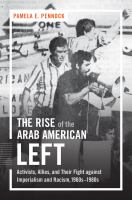 The Rise of the Arab-American Left
