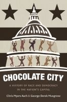 Cover of Chocolate City: A History