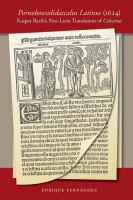 Pornoboscodidascalus Latinus (1624)