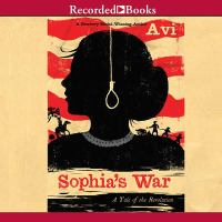 Sophia's war a tale of the Revolution