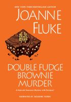 Double Fudge Brownie Murder