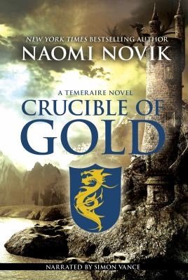 Cover image for Crucible of Gold