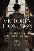 Murder on Amsterdam Avenue