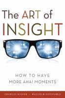 The Art of Insight