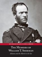 Memoirs of Gen. William T. Sherman