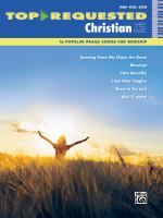 Top Requested Christian Sheet Music