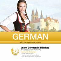 Learn German in Minutes